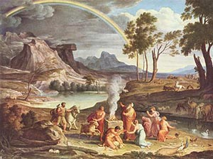 The Bow in the Clouds: the Biblical Symbolism of the Rainbow